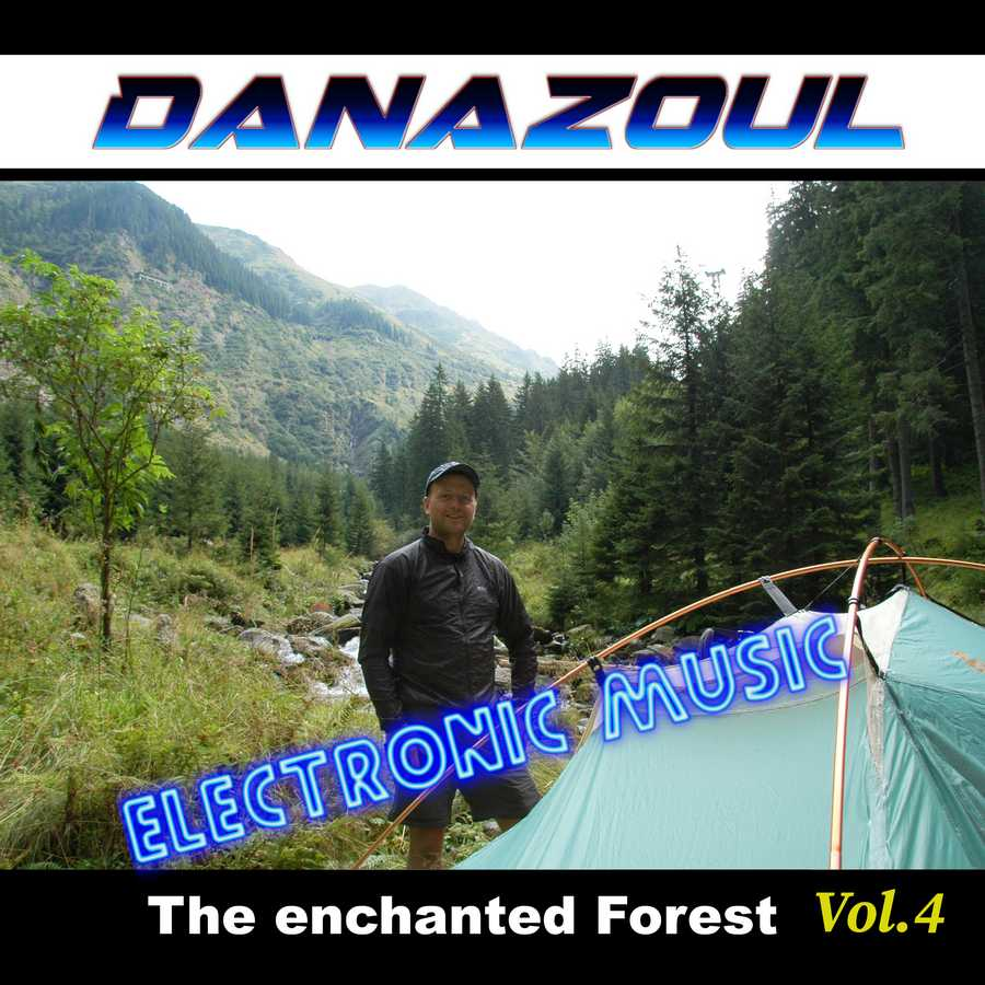 The enchanted Forest by Danazoul Electronic Music